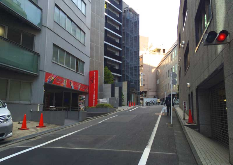 渋谷駅からのアクセス